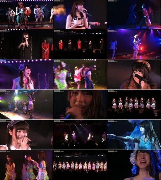 "(LIVE)(公演) AKB48 チーム4 ""アイドルの夜明け"" 茂木忍の生誕祭 150220"