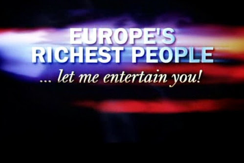 Najbogatsi w Europie / Europe's Richest People (2006-2007) PL.TVRip.XviD / Lektor PL