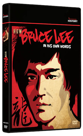 Bruce Lee sam o sobie / Bruce Lee: In His Own Words (1998) PL.TVRip.XviD / Lektor PL