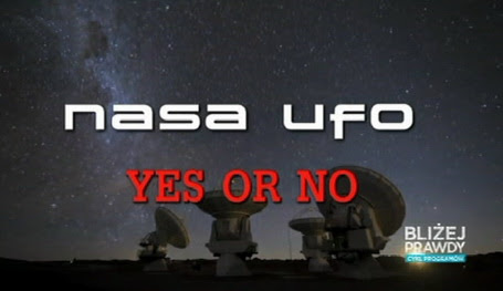 NASA - �ci�le tajne / NASA UFO: YES or NO (2012) PL.TVRip.XviD / Lektor PL