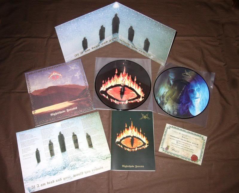Summoning - 1997 - Nightshade Forests