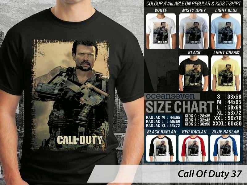 KAOS cod Call Of Duty 37 Game Series distro ocean seven