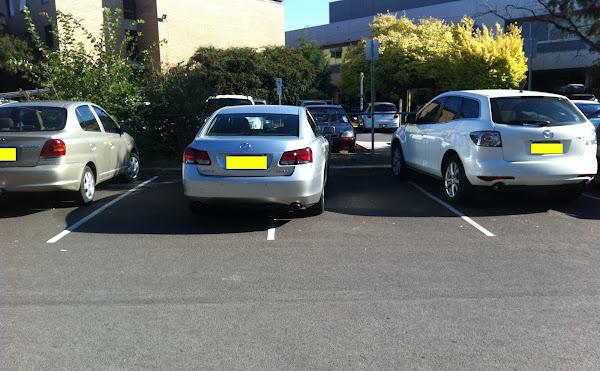 parking at canberra hospital