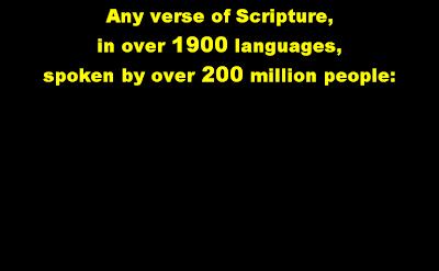 Scripture Need English