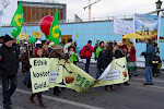 """Demo """"Wir haben es satt!"""" - Berlin, 19.01.2013"""