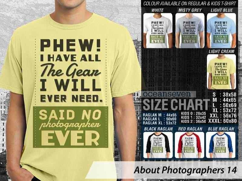KAOS Photography said no photogrpher ever About Photographers 14 distro ocean seven