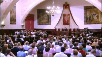 Prem Rawat Maharaji at University of Salamanca, Spain