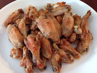 Roasted Salt & Pepper Wings