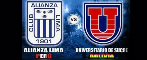 Alianza Lima vs. U de Sucre en Vivo - Noche Blanquiazul