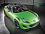 Motor Trend: 2011 MX-5 GT Race Car | MAZDA accident lawyers