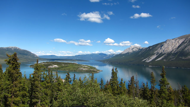 Gorgeous Scenery from Carcross to Alaska