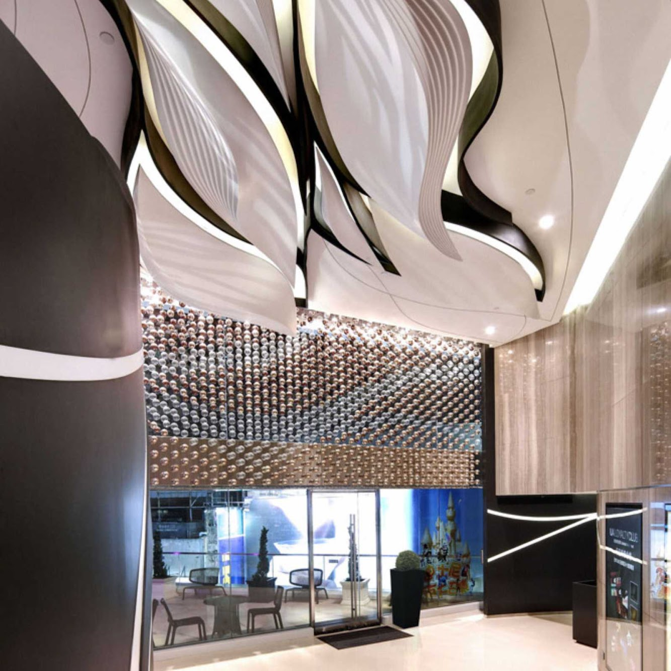 Causeway Bay, Hong Kong: Boutique Cinema @ Windsor by Agc Design