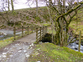 Bridge at Gillbrow over Keskadale Beck