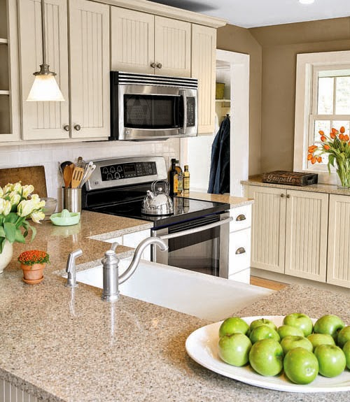 17 kreative vorher nachher küchenumbauten - Küche Eiche Rustikal Verschönern