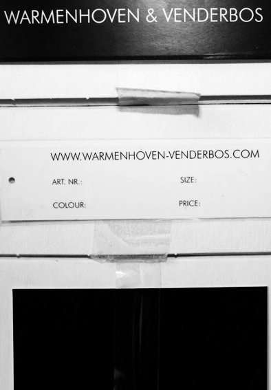 Warmenhoven &amp; Venderbos | prt--porter dames mode | Diary 210812 | Ready to wear womens fashion | Conceptuele mode