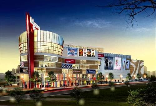 Marina Grand mall