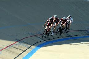 Co-Ed Team Sprint - SCCCC Championship (Alkek - A&M Race) - Sep 2012 - By Henri Kjellberg