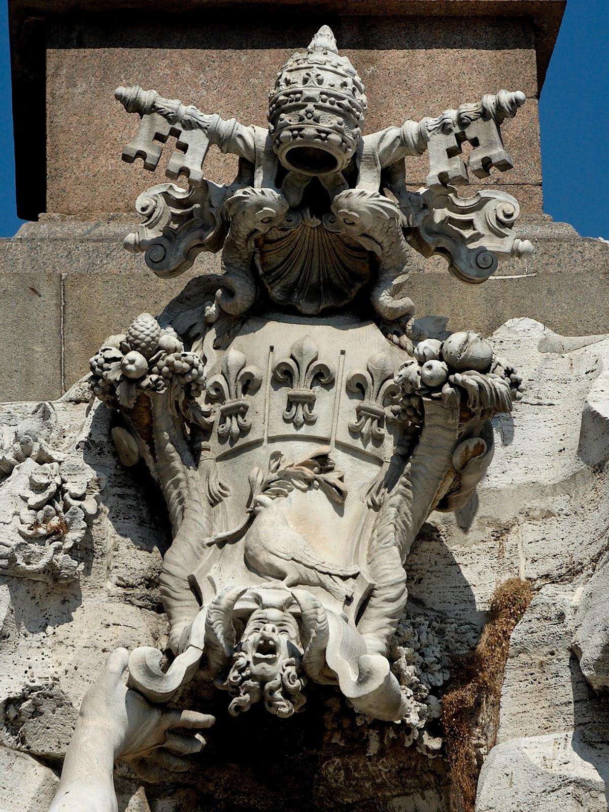 La Fontana dei Quattro Fiumi 1651 | Roma Barocca e Rococò