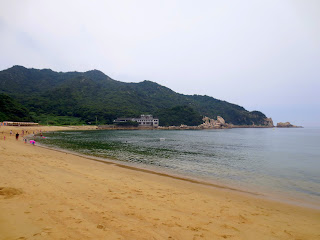 Keya beach in Itoshima - one of Japan's top 100 beaches