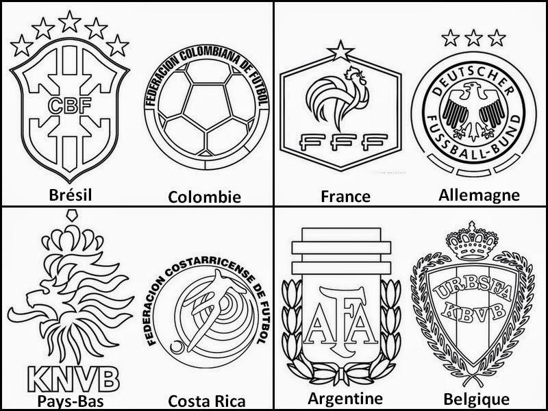 dessin de football colorier france football coloriage france football en ligne