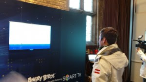 Samsung Angry Birds All Star Final - Tower Bridge Game
