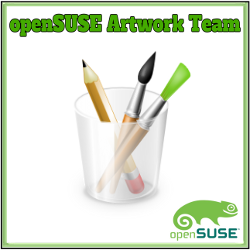 openSUSE Artwork photo, image