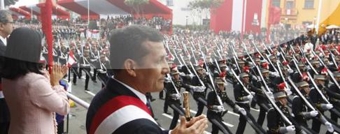 Gran Parada Militar 2012 en VIVO - Fiestas Patrias Peru