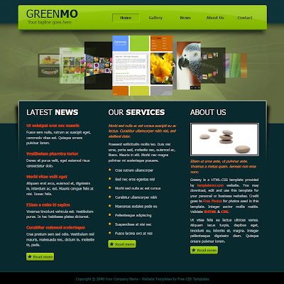 Free Css Templates Free Css Layouts Css Website Templates