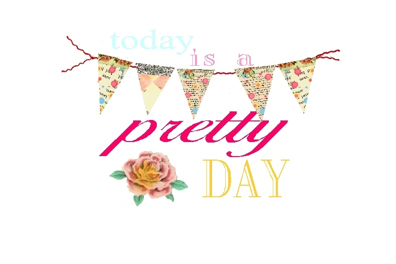 today is a prettty day...