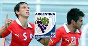 Chile vs. Ecuador - Sudamericano Sub 20 en Vivo - CMD