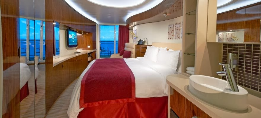 Norwegian Epic - Mini Suite with Balcony ( Cabin )