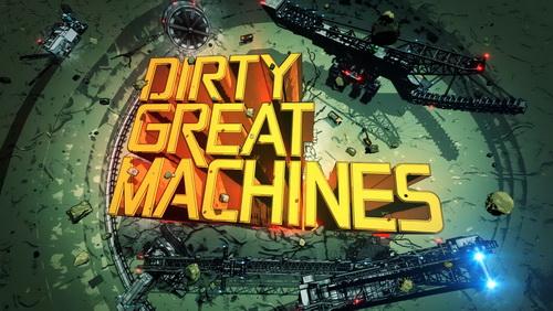 Mechaniczne olbrzymy / Dirty Great Machines (Season 1) (2012) PL.TVRip.XviD / Lektor PL
