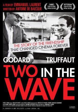 Dwóch na fali - Godard, Truffaut / Deux de la Vague (2009) PL.TVRip.XviD / Lektor PL