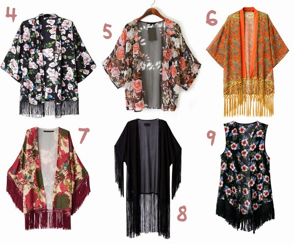 kimonos comprar online