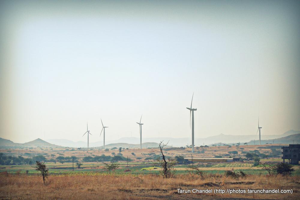 Nashik Wind Mills, Tarun Chandel Photoblog