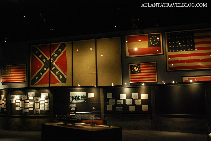 Civil War Naval Museum in Columbus, Georgia