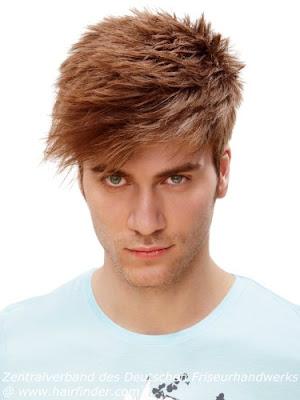 Peinados Despeinados Para Hombres