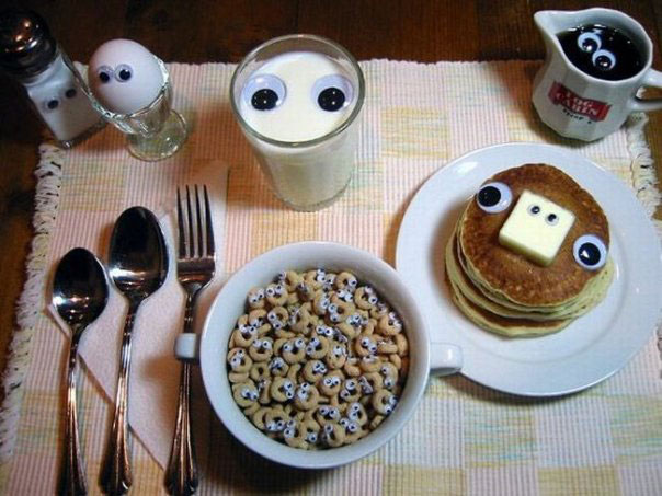 What happens if you wait too long before eating your breakfast…