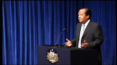 Prem Rawat Maharaji at Parliament of Australia