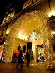 アニヴェルセル 表参道のクリスマスイルミネーション2014