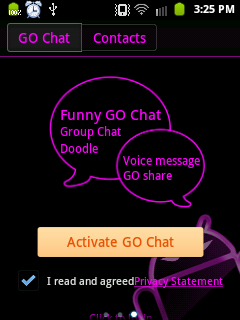 GO SMS Pro - GO Chat
