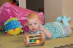 LePort Private School Irvine - Baby tummy time at Montessori daycare