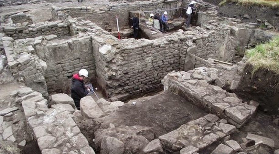 1,800-year-old Roman site up for sale in Co Durham