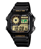 Casio Standard : AE-1200WH