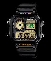 Casio Standard : AE-1200WH