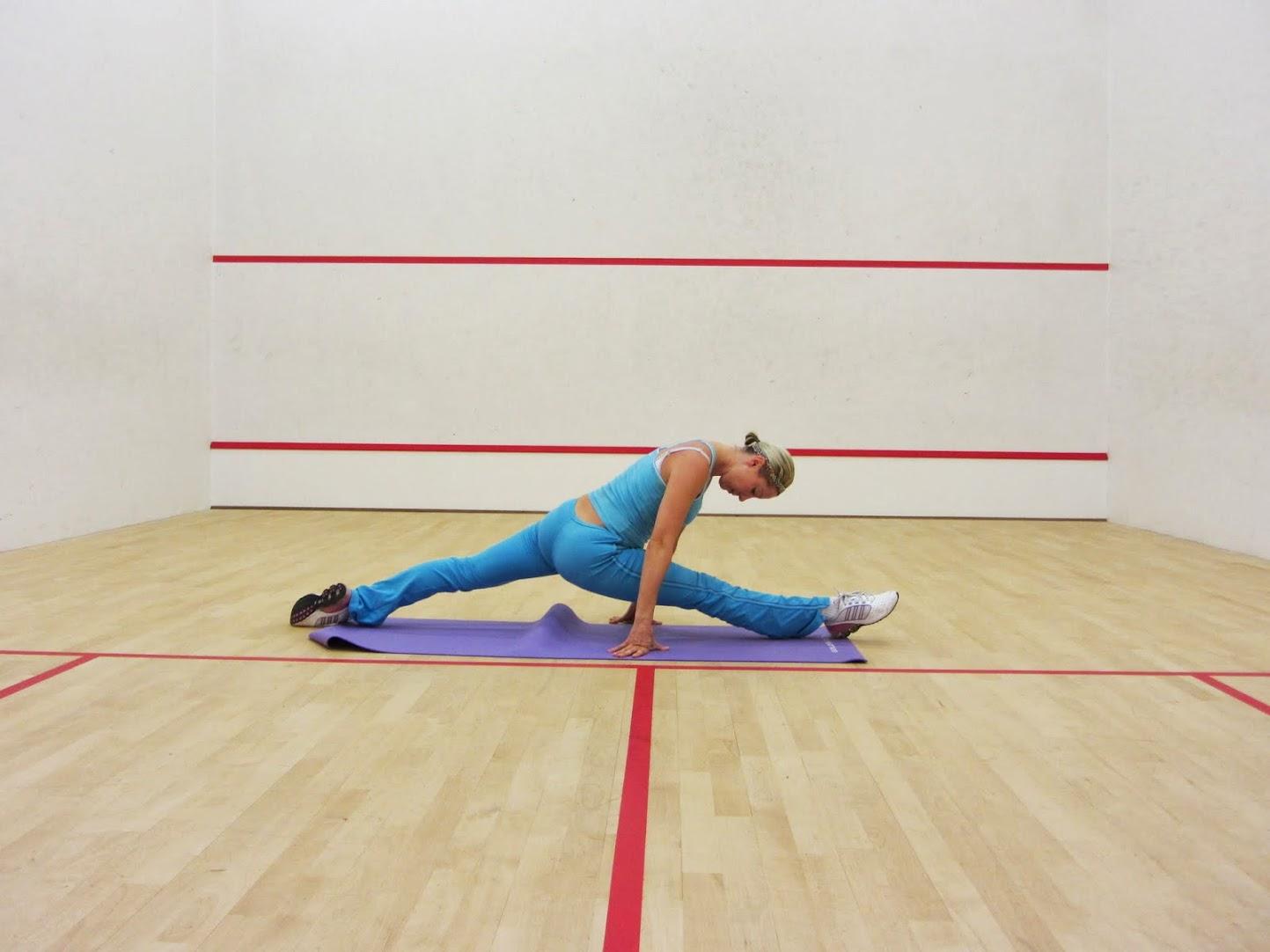 Эффективные упражнения для растяжки на шпагат 95