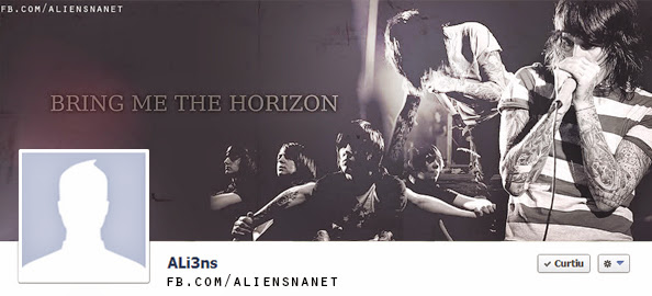 Bring me the Horizon, BMTH facebook, fb cover