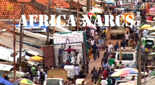 Afryka, narkotykowy kontynent / Africa Narcs (2009) PL.TVRip.XviD / Lektor PL