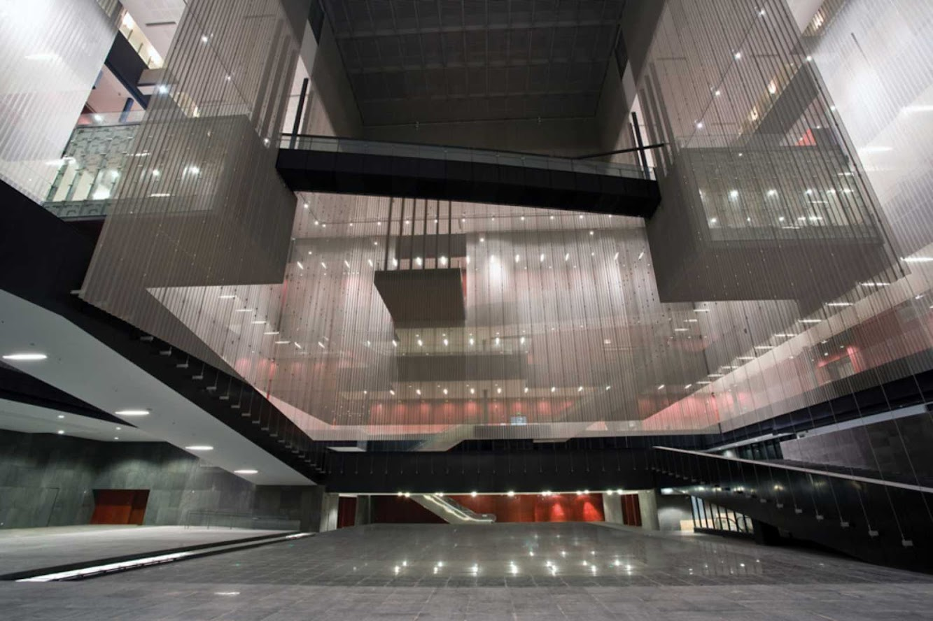 Guangdong Museum by Rocco Design Architects