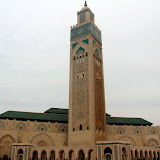 The Hassan II Mosque - Casablanca, Morocco